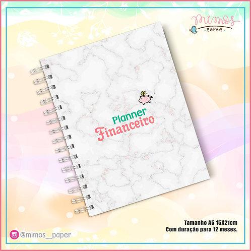 Planner Financeiro - Arquivo Digital