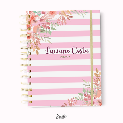 Agenda Mimos - Rose Floral