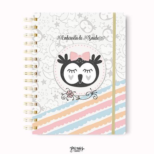 Caderneta de Saúde - Coruja