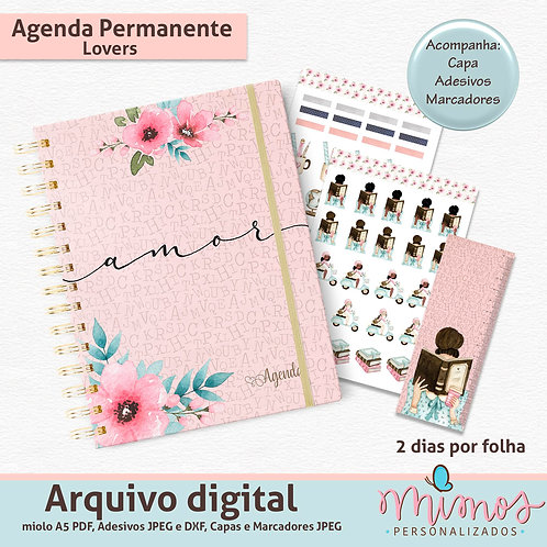 Agenda Permanente Lovers - Arquivo Digital (MIOLO)