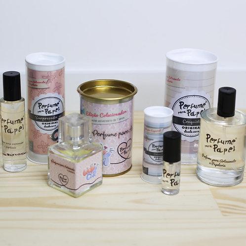Kit Perfume para Papel Misto
