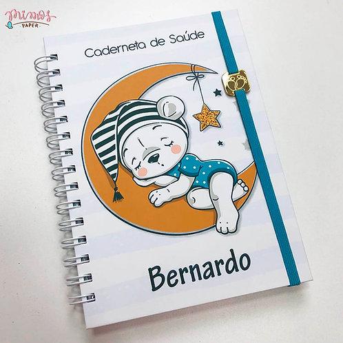 Caderneta de Saúde - Ursinho na Lua