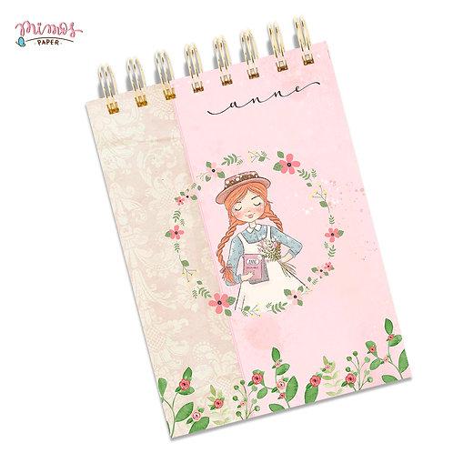 Bloquinho Mimos A6 - Anne