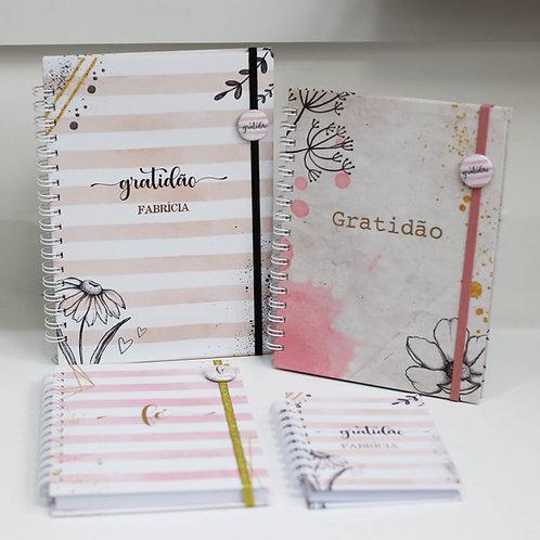 Coleção Flower - Cadernos