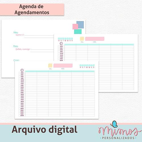 Arquivo - Agenda de Agendamentos - Salão