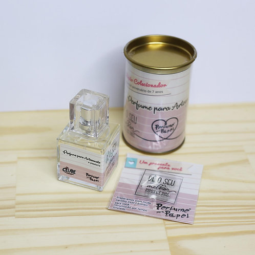 Perfume para Papel 50ml - Conquista