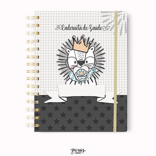 Caderneta de Saúde - Leão