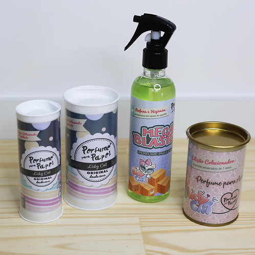Kit Perfume para Papel Lidi Cat