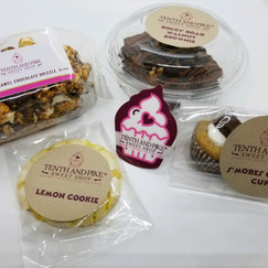 Tenth and Pike Sweet Shop Gift Box