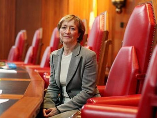 JUSTICE MARIE DESCHAMPS ON #METOO, THE NEXT BIG LEGAL ISSUE, AND ADVICE FOR LAW STUDENTS