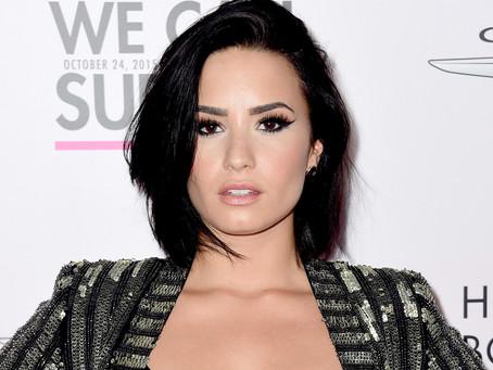 Demi Lovato dejó las dietas, aumentó de peso y se siente mejor