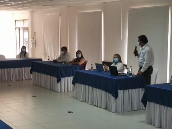 Diálogos de Experiencias en Yopal