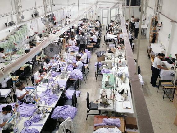 El sector textil comprometido con la inclusión laboral