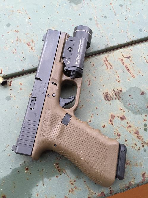 Fundamental Handgun/Rifle Tuition