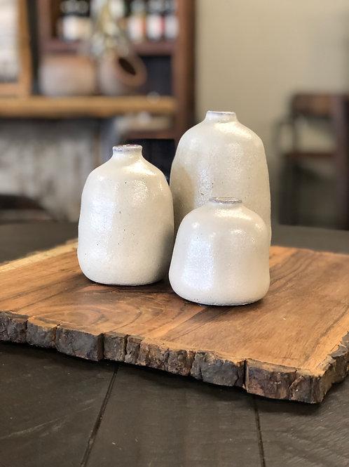 Grey Vase Set