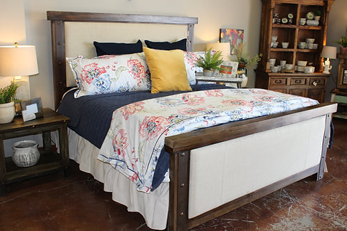 Uptown Upholstered Bed