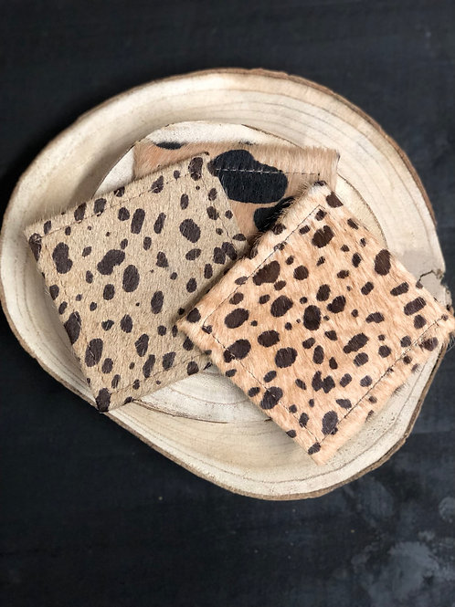 Cheetah Coasters