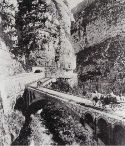 Strada vecchia della Valcellina