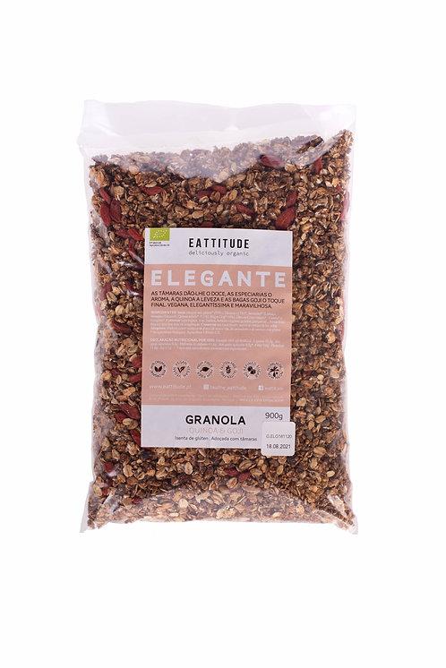 ELEGANTE | Tâmaras, Quinoa e Goji | Pack Família 0.9kg