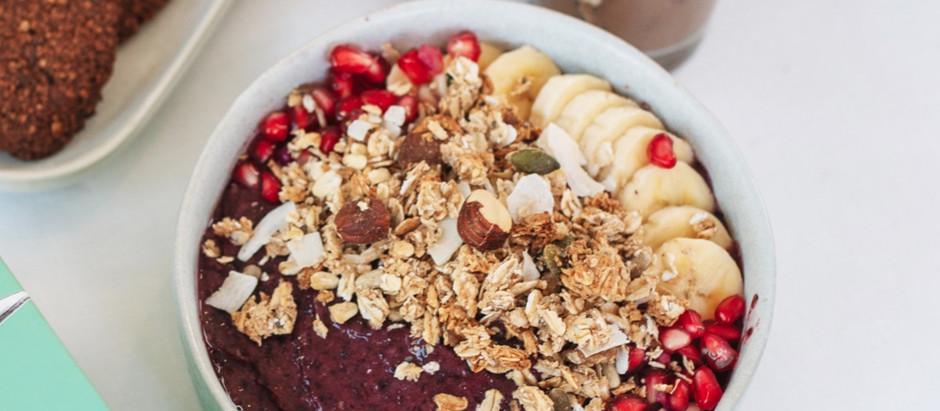Granola bowl exuberante