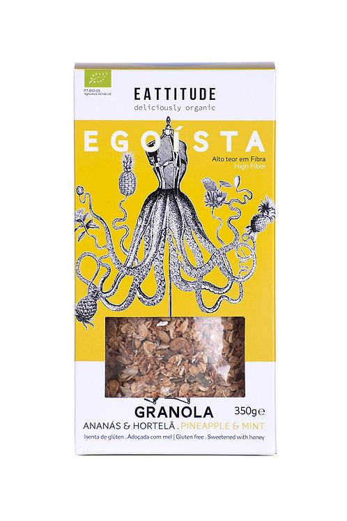 EGOÍSTA | Ananás e Hortelã