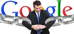 Bury negative links in Google