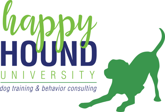 Happy Hound Univeristy - Logo Full - TEA