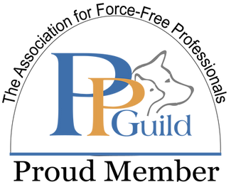 Pet Professional Guild Logo for Dog Trainer