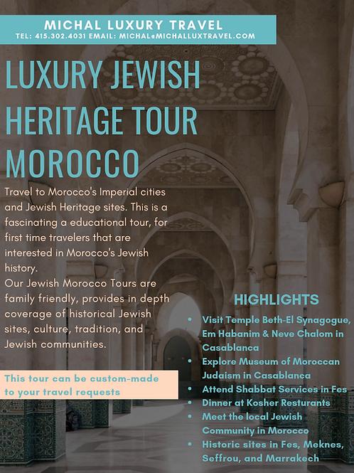 Jewish Heritage Tour of Morocco