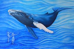 Magic Whale detail