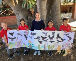 Workshops at Hollywood Primary School
