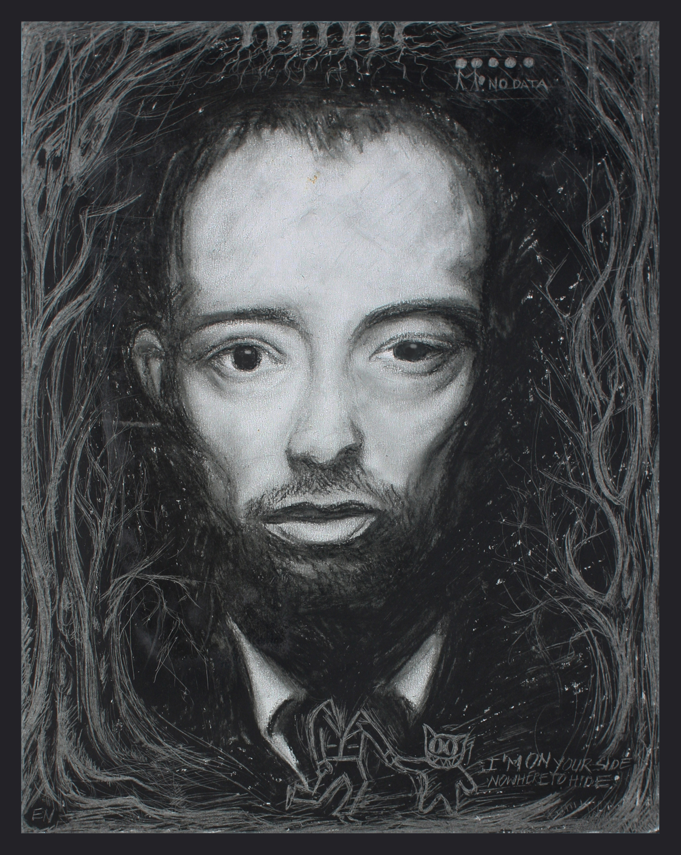 A Portrait of Thom Yorke
