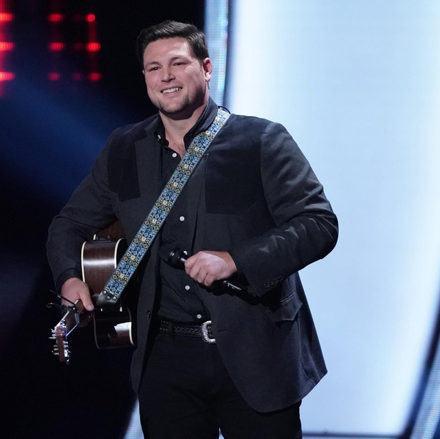 Ian Flanigan is Grateful to be on The Voice