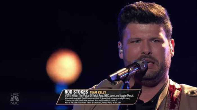 Rod Stokes Continues To Shine On The Voice