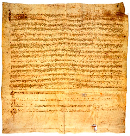 The Chinon Parchment