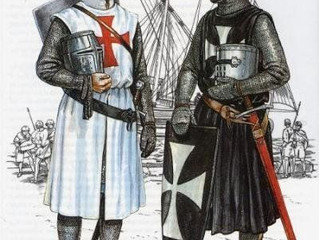 THE FALL OF THE TEMPLARS AND TEUTONIC KNIGHTS