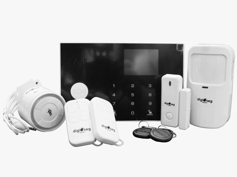 Alarma GSM-WiFi