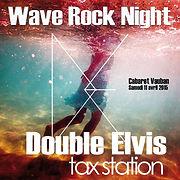 Aita productions Wave Rock Night Vauban Brest Double Elvis