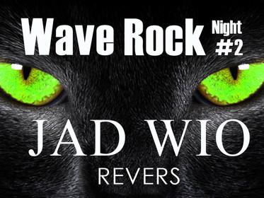 WAVE ROCK NIGHT # 2 - Cabaret Vauban BREST
