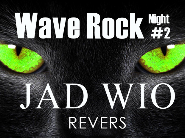 WAVE ROCK NIGHT # 2