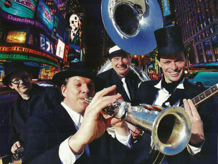 LULU JAZZ BAND – Spectacle Musical – Art de la Rue