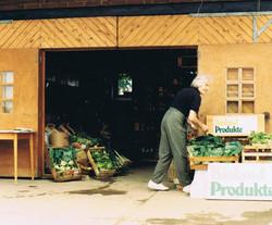 Der erste Hofladen (1986).