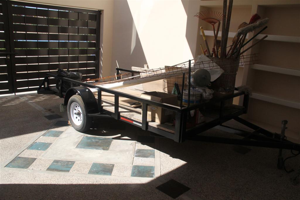 Gran garaje con lugar para 2 carros