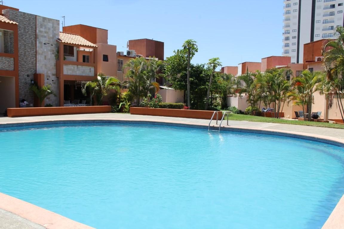 Large shared pool.