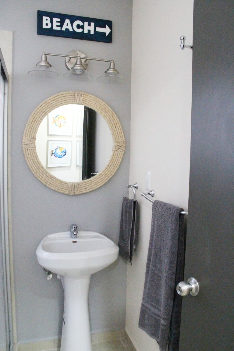 Second bathroom.