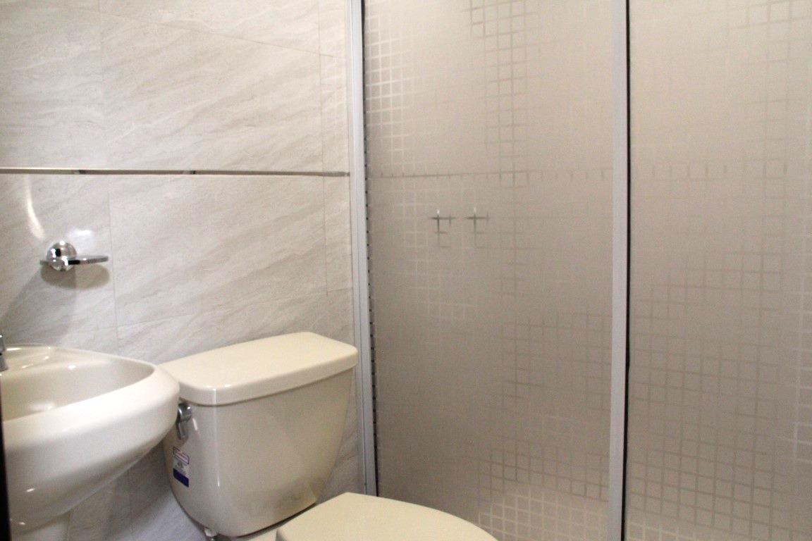 Second bathroom wiwth shower.