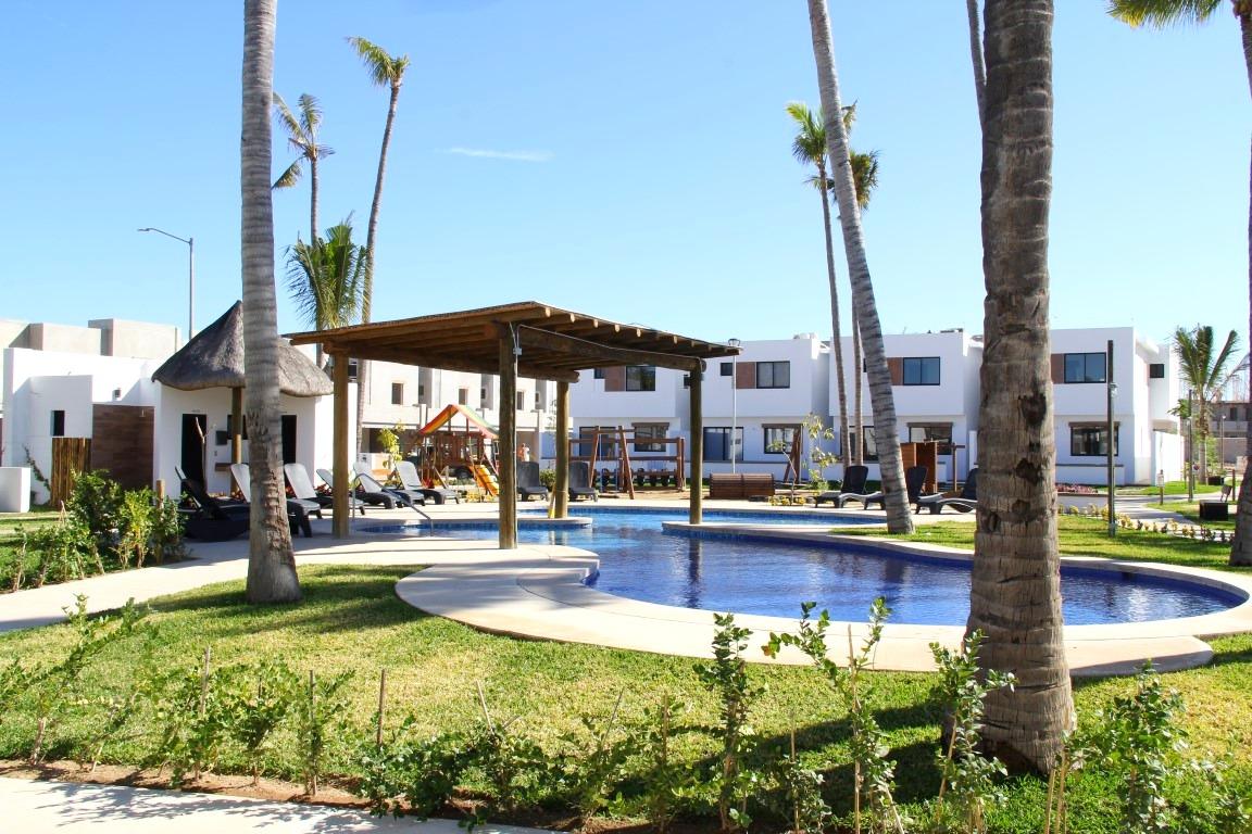 Common area pool.
