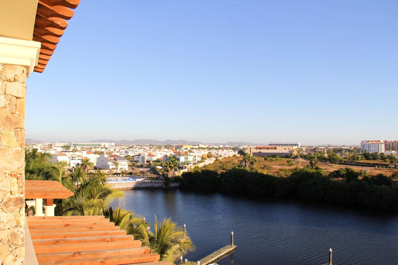 Marina views.