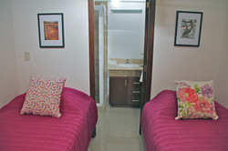 Fourth bedroom with ensuite