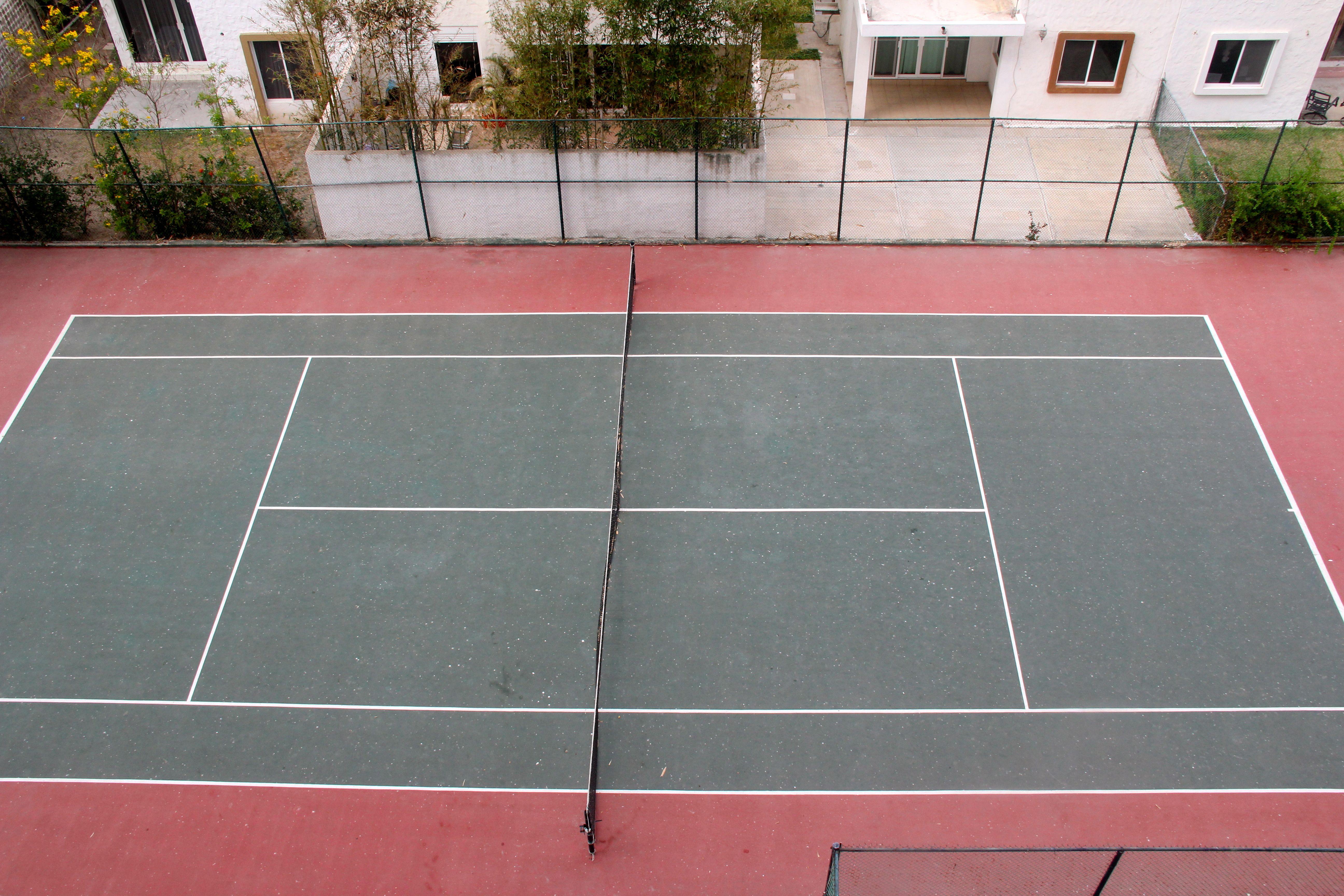 Cancha de tenis en Quintas del Mar